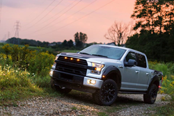 The 2015 ROUSH F-150 is now available ROUSHcharged with up to 650 horsepower.