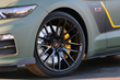 The ROUSH Turbocharger takes the 2016 EcoBoost Mustang to 511 horsepower, 465 lb-ft torque.