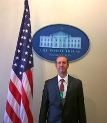 Jason Pickavance was in Washington D.C. to talk about the value and impact of using OER-based courses.
