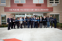 Ribbon Cutting Ceremony Opens Senior Suites of Bellwoood
