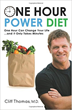 """Renowned Weight Loss Surgeon, Dr. Clifton Thomas Releases New Book: """"One Hour Power Diet: One Hour Can Change Your Life and It Only Takes Minutes"""""""