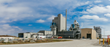The DuPont Cellulosic Ethanol facility in Nevada, Iowa (USA)