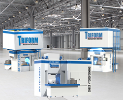 Triform Deep Draw Hydroforming Presses