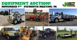 Public Car and Equipment Auction, Plymouth Meeting, PA, November 7, 2015