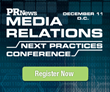 Leading Corporations, Nonprofits and Agencies to Present at PR News' Media Relations Conference - Dec. 11 at the National Press Club, D.C.