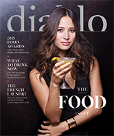 Diablo magazine November issue