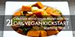 Celebrate World Vegan Month with the Physicians Committee's 21-Day Vegan Kickstart Launching Nov. 1