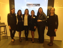 CREW New York Hosted Professional Networking Event to a Sold Out Crowd...
