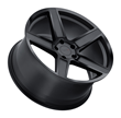 Introducing the Ascent Alloy Wheel by TSW in Matte Gunmetal with Gloss Black Face