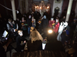 Couples Wed on Stroke of Midnight to Mark Halloween at Full Moon Productions' Edge of Hell Haunted House
