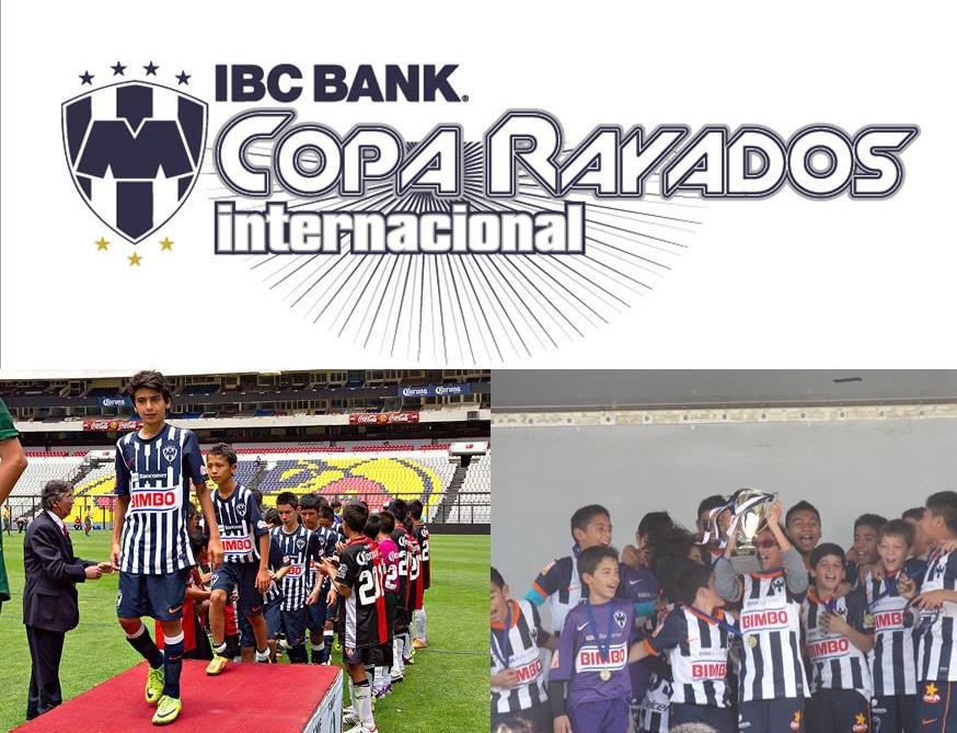 ibc bank becomes the title sponsor of monterrey rayados 39 international youth soccer tournament. Black Bedroom Furniture Sets. Home Design Ideas