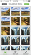 MailPix SameDay Photos selects images from Camera Roll
