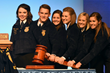 The 2015-16 National FFA Officer team was elected on Saturday, Oct. 31.