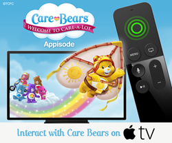 Plumzi and american greetings entertainment bring first ever plumzi and american greetings entertainment bring first ever interactive appisode to television with care bears on the new apple tv m4hsunfo