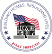 Closet America Proud to Support Homes for Our Troops