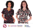 Uniform Advantage launches their Fall 2015 Cause Awareness Scrubs Prints