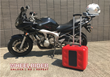 Restless Travellers Launches Wheelrider - the World's First Solar Powered Travel Carry-On Motorcycle Top-Case