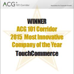 ACG winner logo