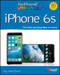 Teach Yourself VISUALLY iPhone 6s, Guy Hart-Davis, Wiley, iPhone 6s book