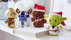 Hallmark Holiday Star Wars itty bittys