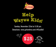 Join La Granja Restaurants as They Raise Funds for Today's Children Outreach. Fundraiser for Wayuu Kids of Columbia will be at La Granja in Palm Beach Gardens