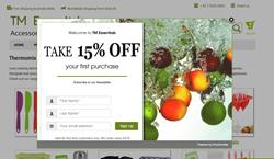 TM Essentials_Get-an-Email ShopSocially screenshot