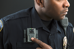 Ultra-rugged body-worn camera that's easy to use and understand.