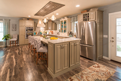 Ritz-Craft Custom Homes Kitchen