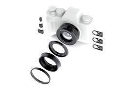 CM33 lens plus modular accessories