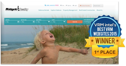 Midgett Realty wins Best Vacation Rental Site of 2015