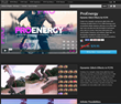 Announcing the release of ProEnergy from Pixel Film Studios - Dynamic Glitch Effects for FCPX