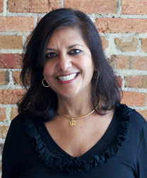 Sangeeta Dworkin of Kit Check