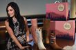 Kacey Musgraves celebrates the Kacey for Lucchese boot collection at Lucchese's Nashville store.