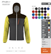 Eddie Bauer Customizable MicroTherm Jacket