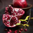 Brookhaven Retreat Enhances Their Menu to Celebrate National Pomegranate Month in November