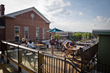 Rooftop Bar at Mystic Grill Restaurant in Historic Downtown Covington, GA