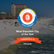 "Pensacola was one of three Southern cities voted a 2015 Gold Winner by visitors to the online site. Savannah, Georgia, was named ""Most Affordable City of the Year,"" and New Orleans was named ""Most Eff"