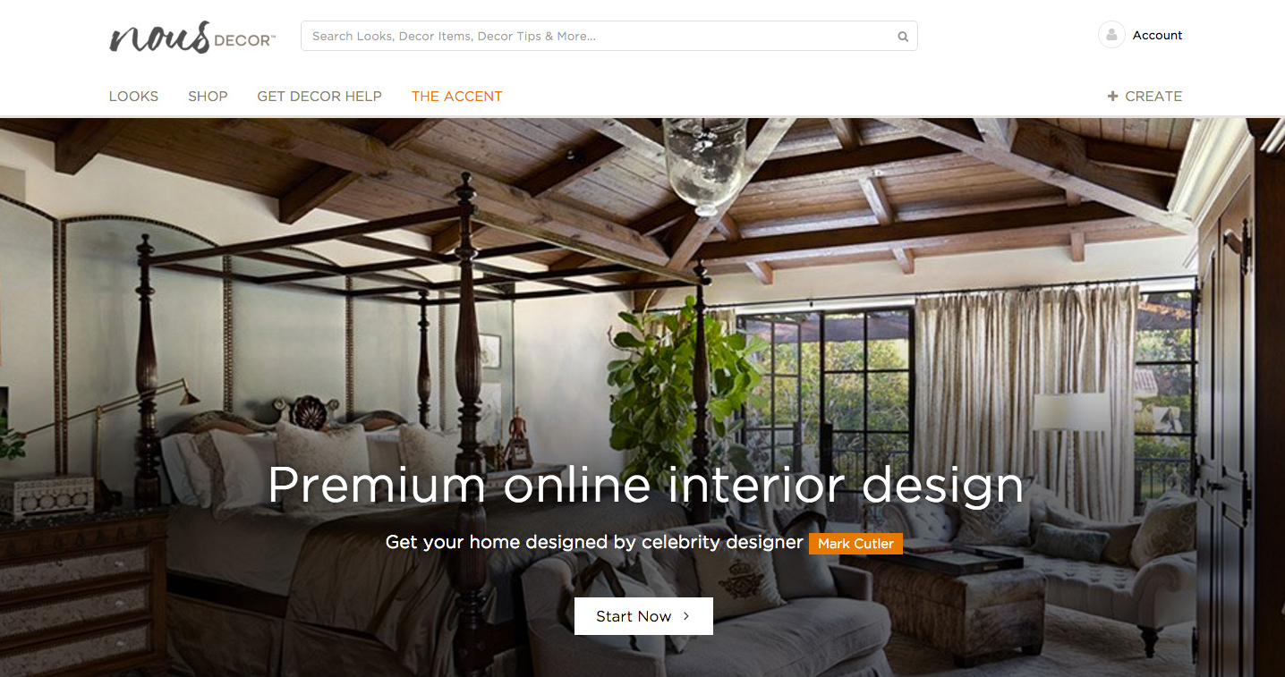 Celebrity Designer Mark Cutler Offers Premium Design Package On NousDecorPage For Services