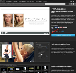 Pixel Film Studios ProCompare Plugin.