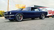 Custom Rebuild of 1966 Ford Mustang for 2015 SEMA Show
