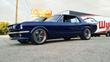 Custom Rebuild of 1966 Ford Mustang for 2015 SEMA Show