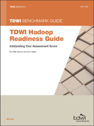 image of hadoop guide from TDWI