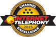 AireSpring Named Winner of the 2015 INTERNET TELEPHONY Channel Program Excellence Award