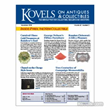 Kovels on Antiques and Collectibles November 2015 Newsletter Available