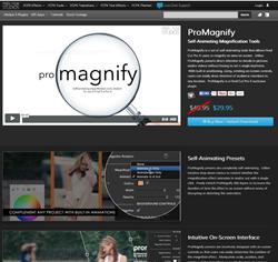 Pixel Film Studios ProMagnify Plugin.