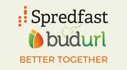 Spredfast & BudURL integration