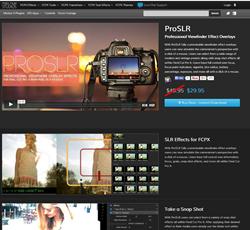 Pixel Film Studios ProSLR Plugin.