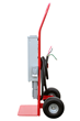 Temporary Power Distribution System that Converts 240V to 120V