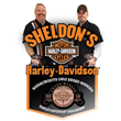 Sheldons Harley Davidson logo