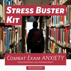 New Stress Relief Campaign Aimed at College Students